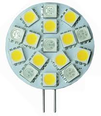 bi color 12 volt led bulb g4 side bi pins 6 10 warm white