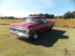 1977 Ford F150 Ranger Long Bed - 460 Engine