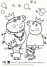 Peppa Pig Pumpkin Carving Ideas by Pig Print Kids Coloring