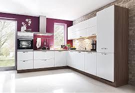 nobilia musterküche einbauküche l küche inkl e geräte