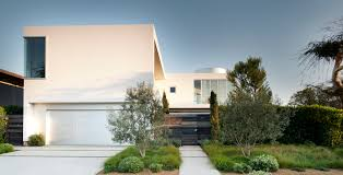 100 Modern Stucco House Family Home Dennis Gibbens Architects ArchDaily