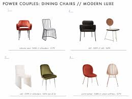 How To Mix And Match Dining Chairs Like A Boss (+ 28 Pairs ... Meridian Celine Grey Tufted Velvet Bench Nailhead Trim On Wning Light Gray Ding Chairs Enchanting Awesome Acrylic Chair Fizz Modern Transparent Gel Gina Set Of 2 With Legs By Inspire Q Bold 17 Best Cheap But Expensivelooking Amazon 2019 45 Of Pasurable Photos Easy Diy Navy And To Buy Online Room John Lewis Partners 2xhome Clear Ghost Armchair Vanity Lounge Crystal Molded Mirrored Fniture Desk Arms Eames Replica With Contemporary Lucite Allmodern Us And Home Furnishings For The Ikea