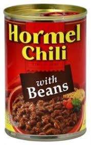 Hormel Chili With Beans Dip