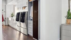 100 Closet Tech How To Build A High Laundry Room Mansion Global