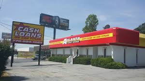 Atlanta Title Loans In RIVERDALE, GEORGIA On 7437 Hwy 85