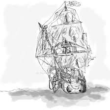 100 Design A Pirate Ship 58 Ghost Tattoos Ideas