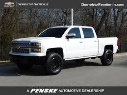 100 Penske Bucket Truck Rental 2015 Used Chevrolet Silverado 1500 4WD Crew Cab 1435 LTZ W1LZ At