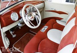 100 Truck Interior Parts 1949 Chevy