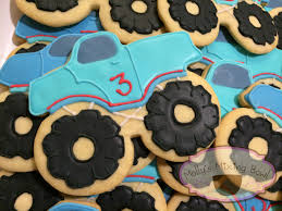 Monster Truck Cookies For The Cutest Little Guy On His 3rd ... Monster Truck Designer Custom Cookies Perfect Party Favor For Birthday Cookiesdecorative Pinterest Ideas At In A Box Blaze Cgf21 And The Machine Vehicle Mattel Cookie Pictures Jam Cake Crissas Corner Carrie Tagged Brickset Lego Set Guide And Database Bestwtrucksnet Radio Flyer With Lights Sounds 6v Battery Beta Revamped Crd Beamng