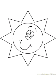 Weather Coloring Pages Pdf 03