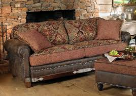 Image Of Rustic Couches And Loveseats