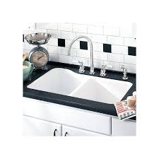 Americast Farmhouse Kitchen Sink by American Standard Silhouette Americast Kitchen Sink Application