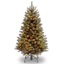 Pre Lit North Valley Spruce Pencil Artificial Christmas Tree Clear Lights At Michaels