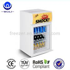 mini frigo de bureau 2017 50l mini réfrigérateur refroidisseur de boisson commerciale