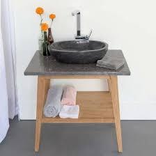 waschtisch holz waschtischplatte mit unterschrank bad