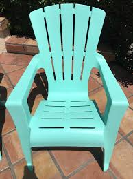 Home Depot Plastic Adirondack Chairs by Refreshing Our Backyard For Summer U2026part 4 U2013 Avenue Of Joy