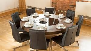 Terrific Dining Table Seats 8 Stylish Seat Trend Ideen Regarding Our Dream Property Splendid Lovely Large Round With