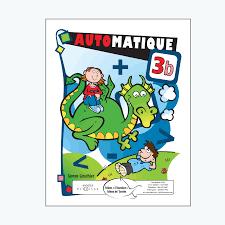 Automatique 3B Éditions De LEnvolée