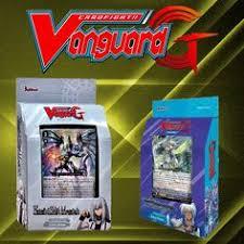 Vanguard Trial Deck 1 by The Dark