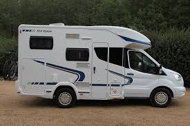 Motorhome For Rent In UK