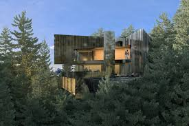100 Whistler Tree House Trails End Patkau Architects
