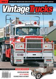 100 Vintage Truck Magazine S Commercials Issue 41 MayJune 2017
