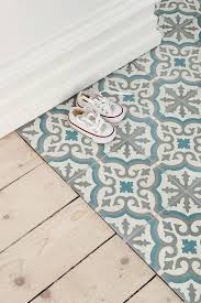 ceramic floor tiles the pros and cons nonagon style