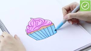 550px nowatermark Draw a Cupcake Step 8 Version 3