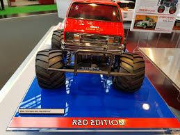 100 Monster Truck Lunch Box Tamiya 47402 Red Edition Nuremberg Toy Fair 2019