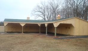 Shed Row Barn With Lean To - L SHAPE Shedrow Horse Barns Shed Row Horizon Structures 14 For Horses A Living Flame Eddie Sweat And Dc Woodys 100 California Lean To Style Dry Lshaped Barn 48 Classic Floor Plans Leanto J N Dutch Doors Gates Amish Built Sheds Keystone