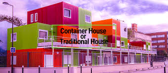 100 Container Shipping Houses Living In A House In The Philippines Is