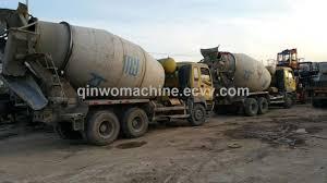 100 Concrete Truck Capacity Heavy Used Isuzu Mixer Truck With 810 CBM Capacity From