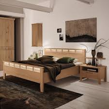 bed madleen musterring contemporary oak