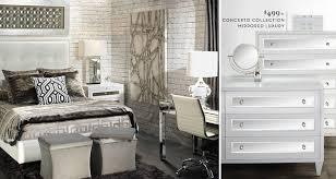 Chic Bedroom Furniture Stylish Decor