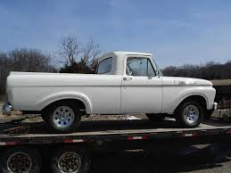 1962 Ford F100 UNIBODY Muffy Adds: Just Like Mine, Only Mine Had The ...