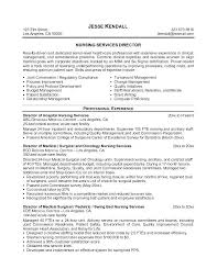 Objectives For Resume Samples How To Write An Objective A Nursing Sample