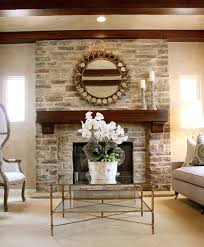 Living Room With Fireplace Design by Kristi Patterson From Grace Hill Design Gordon James