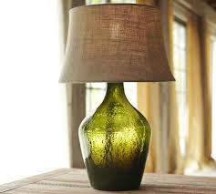 Pottery Barn Discontinued Table Lamps by Pottery Barn Clift Glass Table Lamp Decor Look Alikes