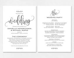Free Rustic Wedding Invitation Templates For Word