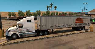 Daybreak Express Volvo VNL 670 Skin - American Truck Simulator Mods A Bunch Of Reasons Not To Ever Work For Western Express Expedite Truckload Specialized Flatbed Air Charter And Ownoperator Niche Auto Hauling Hard Get Established But The Railway Agency Trucking Fleet Graphics Ellwood City Pa Custom Signs Vinyl Heartland 7 Why Working Averitt Is Probably A Lot More Is This The Best Type Cdl Job Drivers Love It 3d Postal Truck Fast Image Photo Bigstock Daybreak Utility 3000r Reefer Trailer Skin American Electric Charges Up Wsj Mc Llc