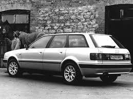 AUDI 80 Avant B4 specs 1991 1992 1993 1994 1995