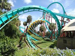 Kumba Busch Gardens Tampa Roller Coaster Pinterest Gardens