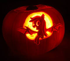Easy Rainbow Dash Pumpkin Stencil by Equestria Daily Mlp Stuff Equestria Daily Annual Pumpkin Event