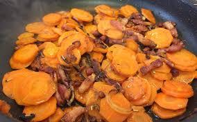 cuisiner les carottes recette poêlée de carottes pas chère et simple cuisine étudiant