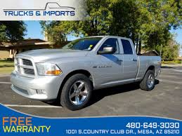 100 2012 Trucks Used For Sale In Mesa AZ And Imports