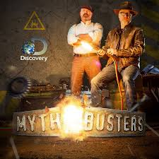 Mythbusters Christmas Tree by Mythbusters Youtube