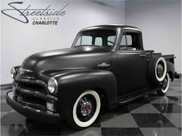1954 Chevrolet 3100 For Sale | ClassicCars.com | CC-945500 Tci Eeering 471954 Chevy Truck Suspension 4link Leaf 1954 Pickup 3100 31708 Jchav62 Flickr Restoration Pictures Chevrolet Classics For Sale On Autotrader Advance Design Wikipedia 5 Window Pickup F1451 Indy 2016 Image 803 Sema 2017 Quadturbo Duramaxpowered 54 Auto Bodycollision Repaircar Paint In Fremthaywardunion City Yarils Customs A Beautiful Two Tone Stepside