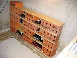 range bouteille en brique range bouteille terre cuite castorama monde du vin