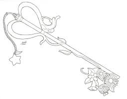 Key Deer Coloring Page Free Pages