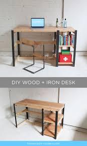 best 25 homemade desk ideas on pinterest homemade home office